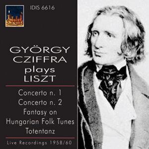 György Cziffra Plays Liszt