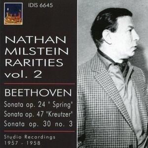 Nathan Milstein Rarities, Vol. 2 (1957-1958)