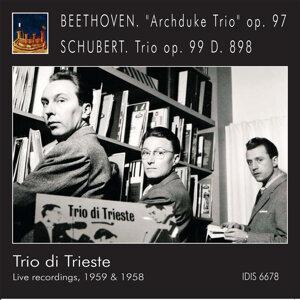 Beethoven & Schubert: Trios