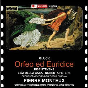 Gluck: Orfeo ed Euridice (Recordings 1957)