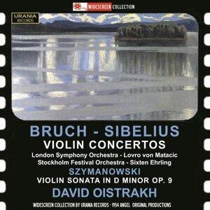 Bruch & Sibelius: Violin Concertos - Szymanowski: Violin Sonata