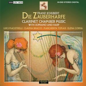 Schubert: Die Zauberharfe & Clarinet Chamber Music