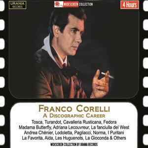 Franco Corelli: A Discographic Career