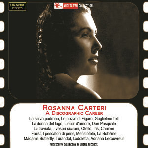 Rosanna Carteri: A Discographic Career
