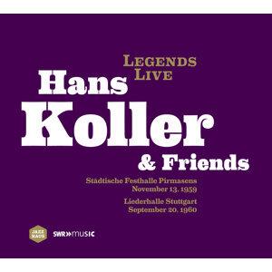 Legends Live: Hans Koller & Friends