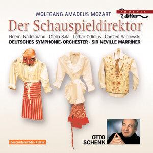Mozart, W.A.: Schauspieldirektor (Der) [Opera]