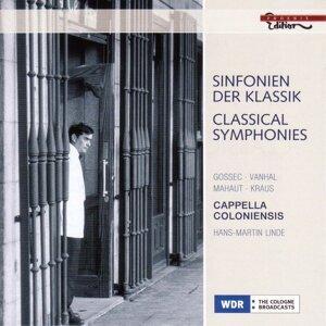 Orchestral Music - Gossec, F.-J. / Vanhal, J.B. / Mahaut, A. / Kraus, J.M. (Classical Symphonies)