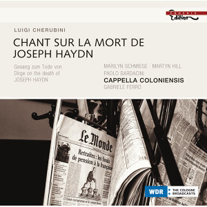 Cherubini, L.: Chant Sur La Mort De Joseph Haydn / Symphony