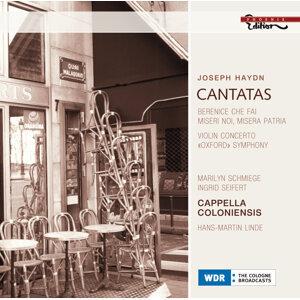 Haydn, J.: Soprano Cantatas - Berenice, Che Fai / Miseri Noi / Violin Concerto No. 4 / Symphony No. 92