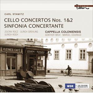 Stamitz, C.: Cello Concertos Nos. 1 and 2 / Sinfonia Concertante in D Major