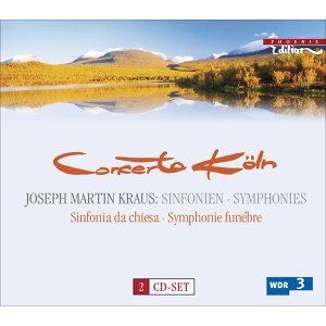 Kraus, J.M.: Symphonies, Vb 138-140, 142-144, 146, 148