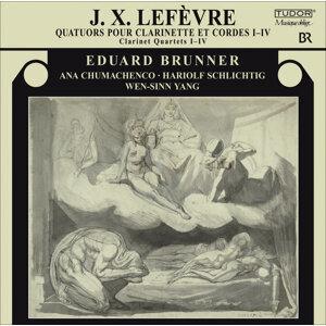 Lefevre: Clarinet Quartets Nos. 1-4