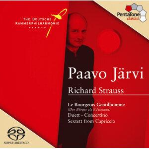 Strauss, R.: Der Burger Als Edelmann / Duett-Concertino / Capriccio