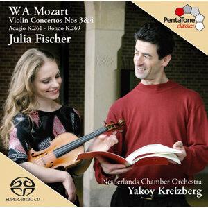 Mozart: Violin Concertos Nos. 3 and 4