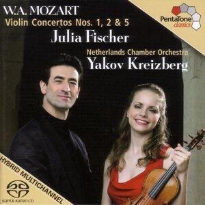 Mozart: Violin Concertos Nos. 1, 2 and 5