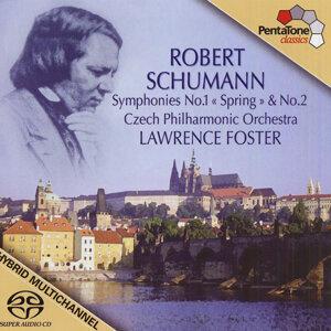 Schumann, R.: Symphonies Nos. 1, 2
