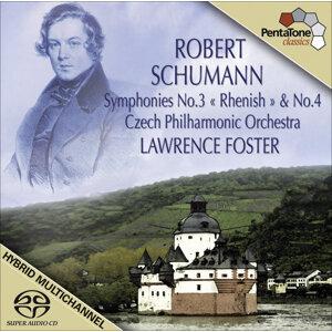 Schumann, R.: Symphonies Nos. 3, 4