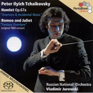 Tchaikovsky, P.: Hamlet / Romeo and Juliet