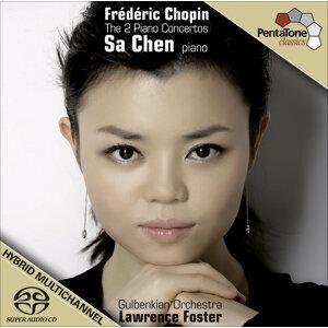 Chopin, F.: Piano Concertos Nos. 1 and 2