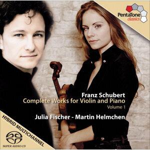 Schubert, F.: Violin and Piano Music (Complete), Vol. 1