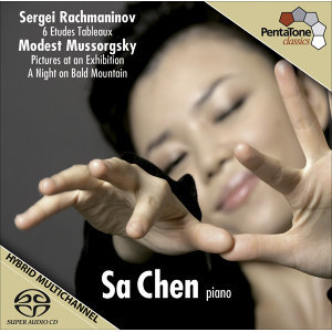 Chen, Sa: Rachmaninov / Mussorgsky