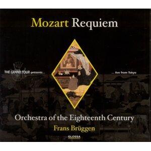 Mozart, W.A.: Requiem in D Minor / Maurerische Trauermusik / Adagio in B-Flat Major