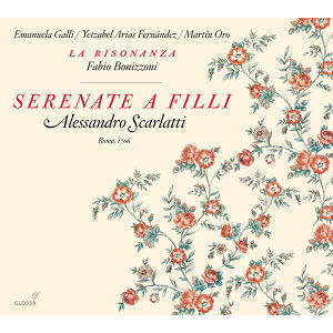 Scarlatti: Serenata a Filli - Le muse Urania e Clio lodano le bellezze di Filli