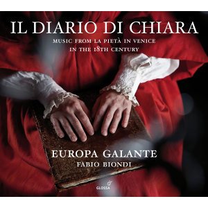 Il Diario di Chiara: Music from La Pietà in Venice in the 18th century