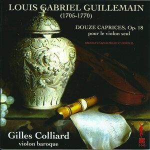Guillemain: Douze Caprices pour le violon seul, Op. 18
