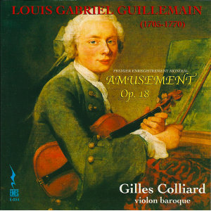 Guillemain: Amusement, Op. 18