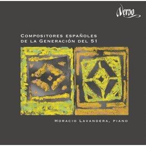 Compositores Españoles de la Generacion del 51
