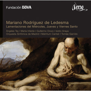Mariano Rodríguez de Ledesma: Lamentaciones del Miércoles, Jueves y Viernes Santo