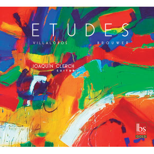 Villa-Lobos & Brouwer: Etudes