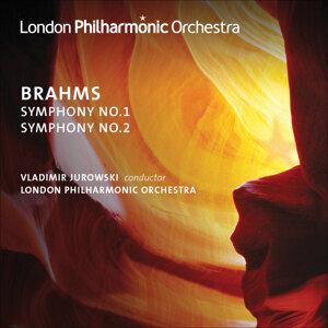Brahms: Symphonies Nos. 1 and 2