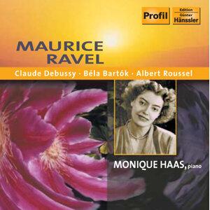 Ravel: Piano Concerto in G Major / Debussy: Toccata / Bartok: Sonatine / Roussel: 3 Pieces for Piano