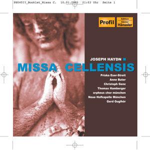 "Haydn: Mass No. 3 in C Major, ""Missa Cellensis"""