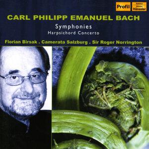 Bach: Symphonies / Harpsichord Concerto