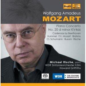 Mozart, W.A.: Piano Concerto No. 20