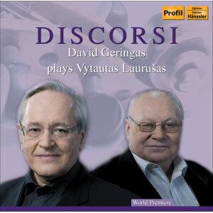 Laurusas, V.: Discorso Concitato / Madrigale Strumentale / Concerto Da Camera