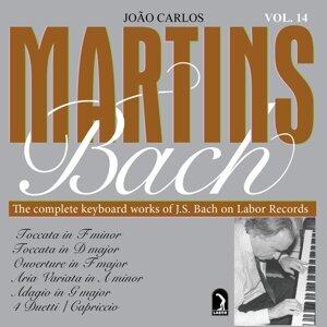 Bach, J.S.: Toccatas / Overture, BWV 820 / Aria variata, BWV 989 / 4 Duets / Capriccio