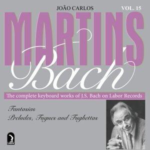 Bach, J.S.: Fantasias / Preludes / Fugues / Fughettas