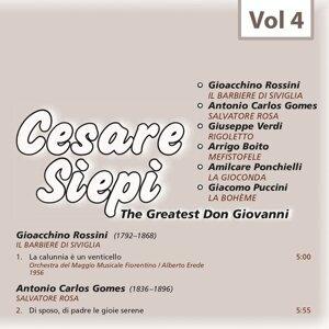 Cesare Siepi: The Greatest Don Giovanni, Vol. 5 (Recordings 1948 & 1952)