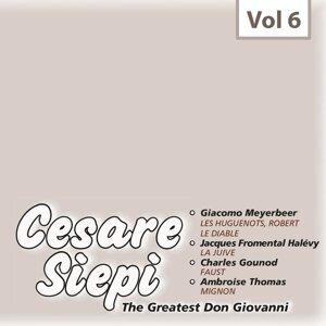 Cesare Siepi: The Greatest Don Giovanni, Vol. 7