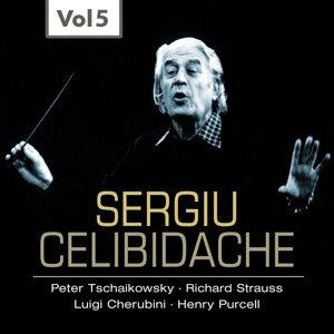Sergiu Celibidache, Vol. 5 (1945-1963)