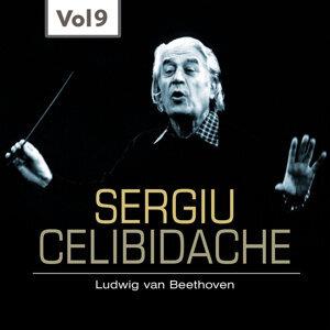 Sergiu Celibidache: Ludwig van Beethoven Vol. 9