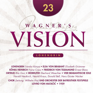 Wagner's Vision: Lohengrin, Act I (1959)