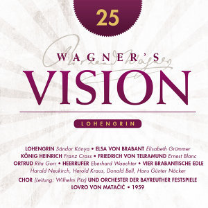 Wagner's Vision: Lohengrin, Act III (1959)