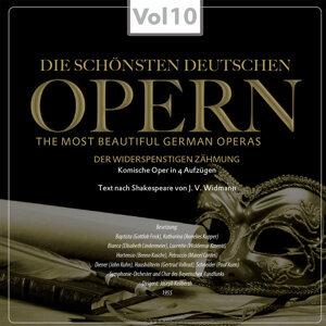 Die Schonsten Deutschen Opern, Vol. 10 (1955)