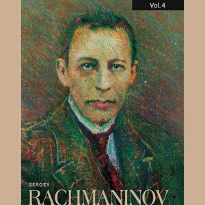 Sergei Rachmaninov, Vol. 4