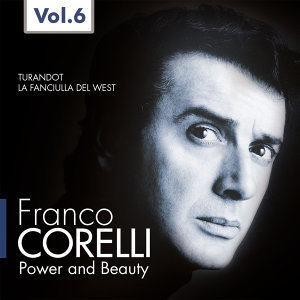 Franco Corelli: Power and Beauty, Vol. 6 (1956-1961)